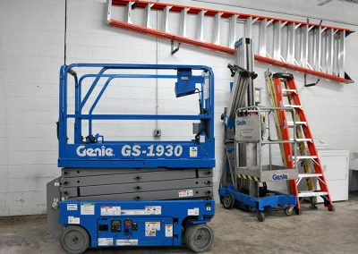 advanced-electrical-contractors-genie-lifts