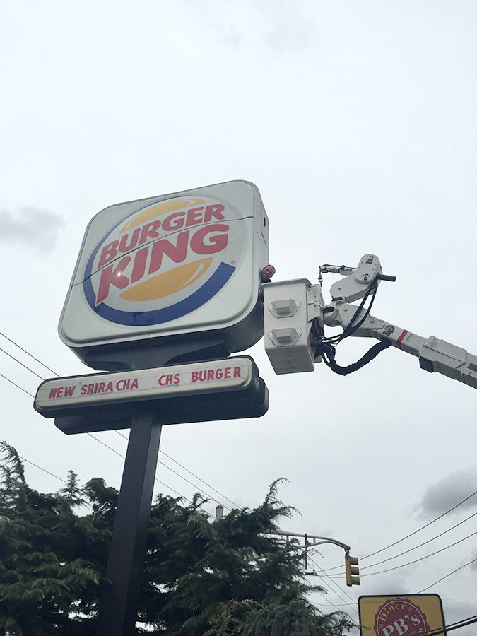 light-repair-burger-king